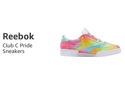 Reebok Club C Pride Sneakers