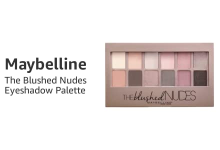 Maybelline Eyeshadow Palette