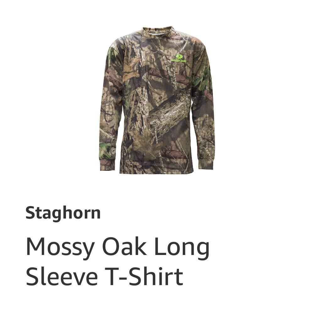 Staghorn Mens Long-Sleeve T