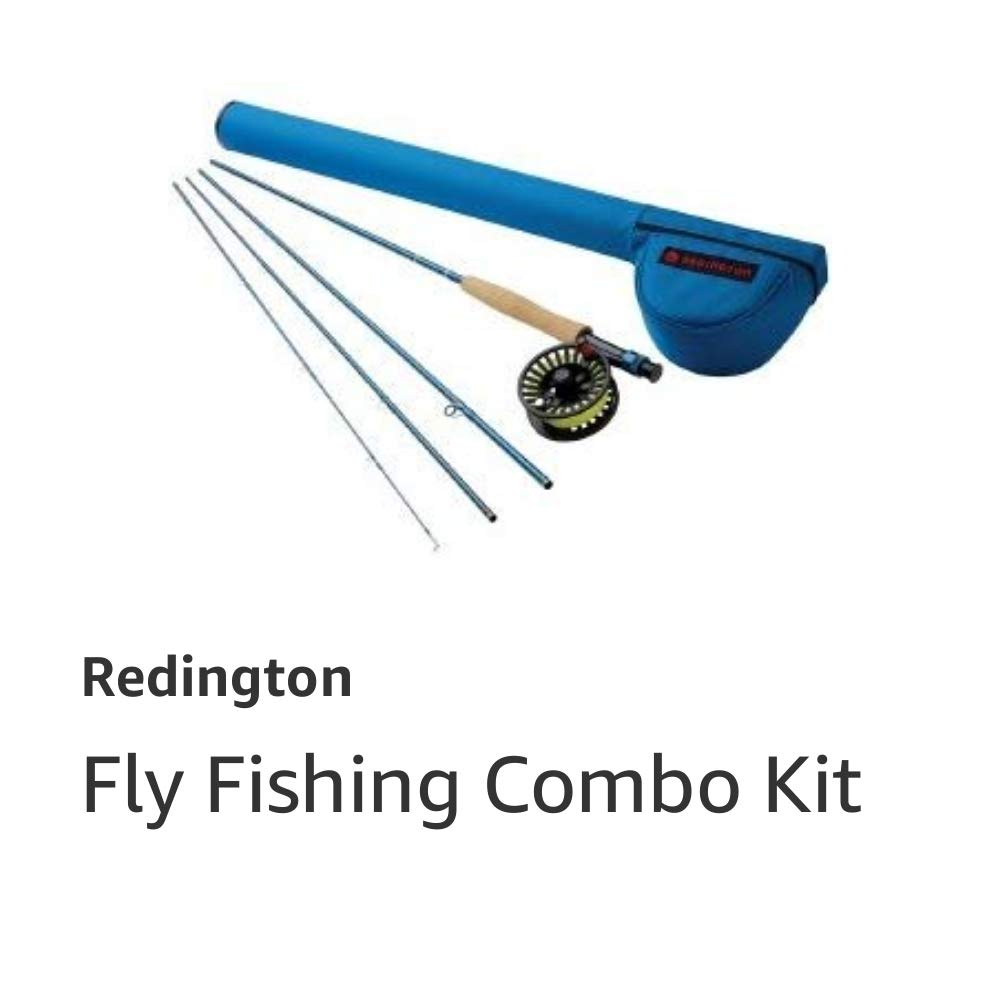 Fly Fishing Combo Kit 590-4