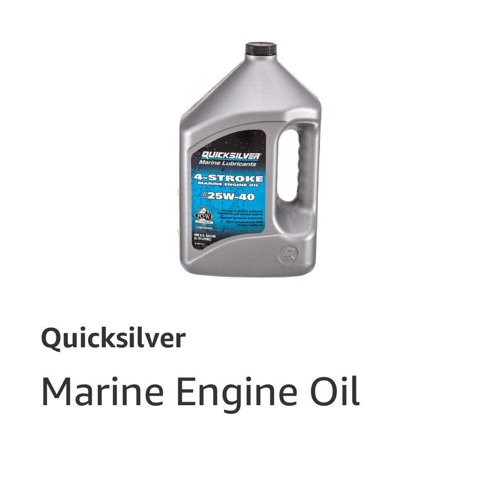 4-Stroke Marine Engine Oil