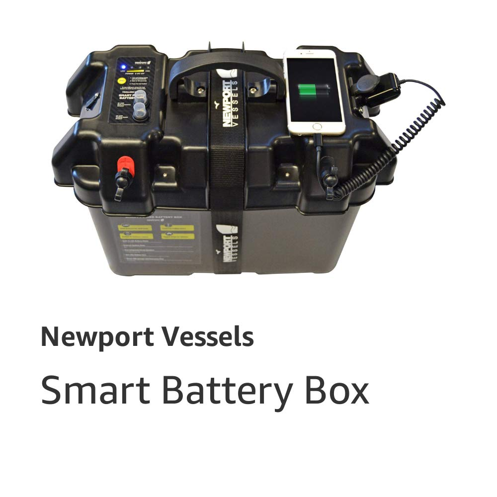 Smart Battery Box Power Center