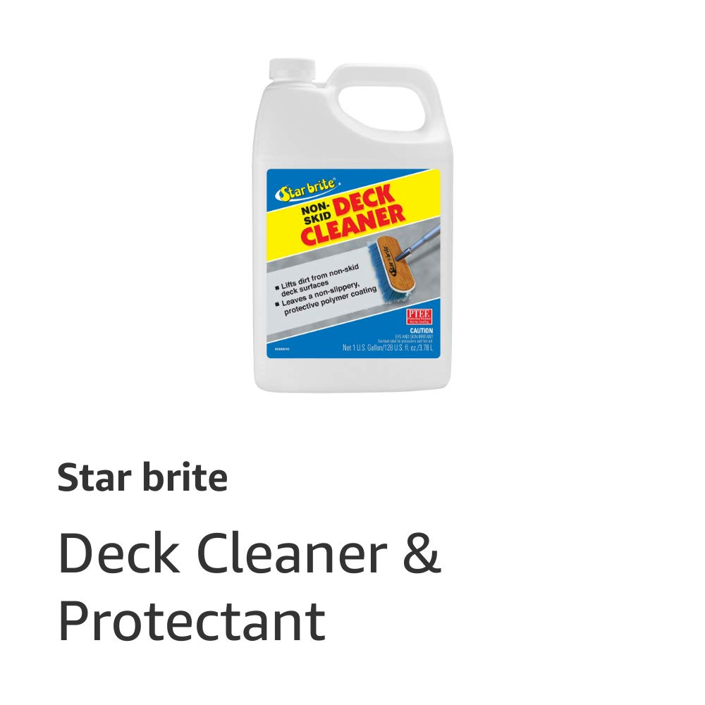 Deck Cleaner & Protectant