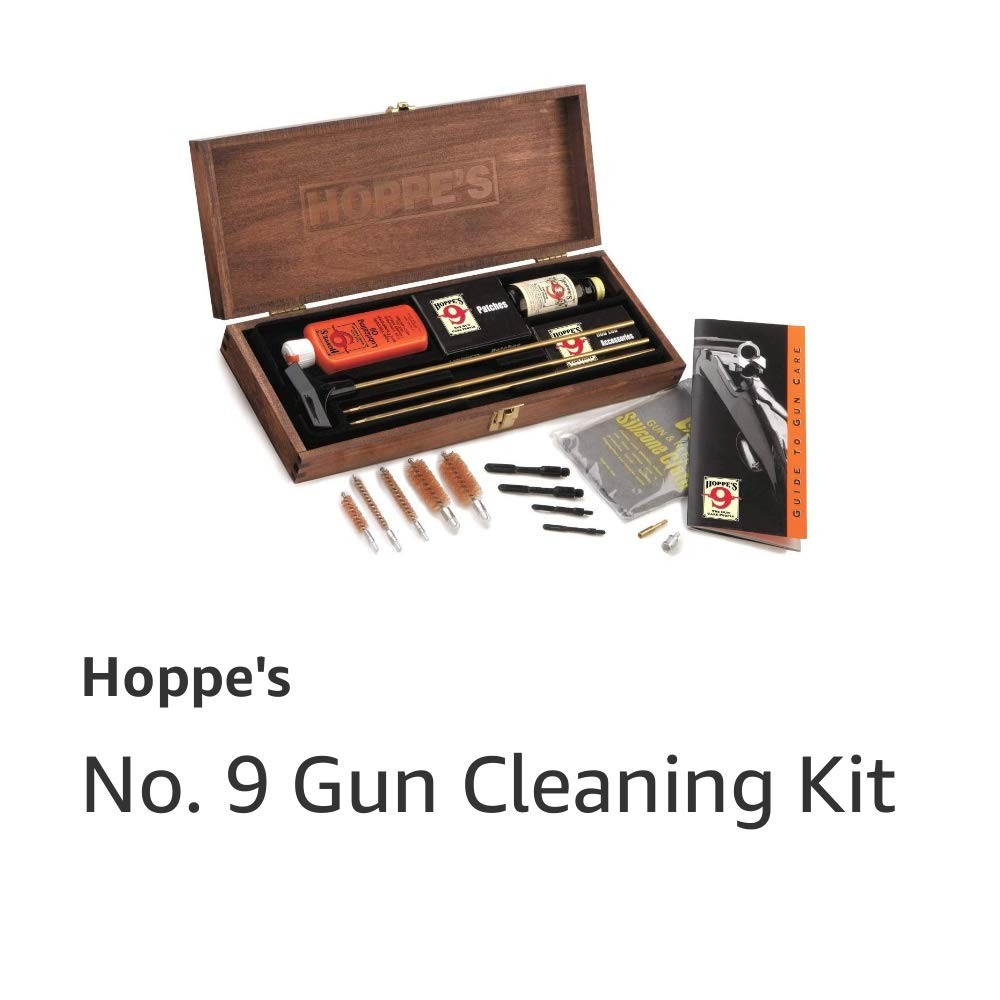 No. 9 Deluxe Gun Cleaning Kit