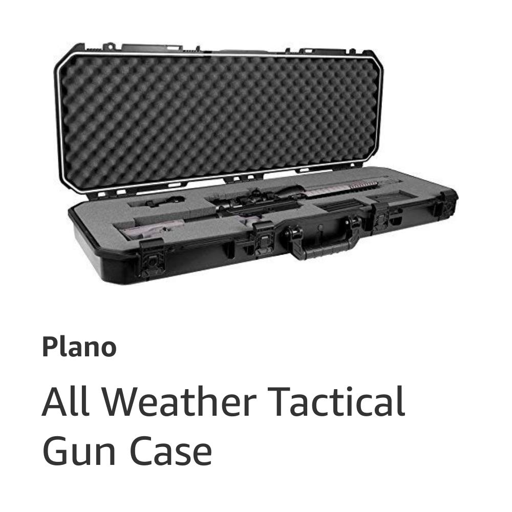All Weather Tactical Gun Case