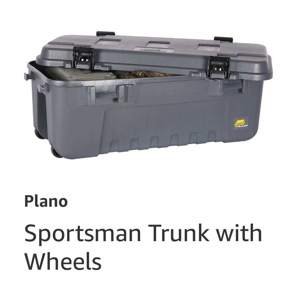 Trunk with Wheels