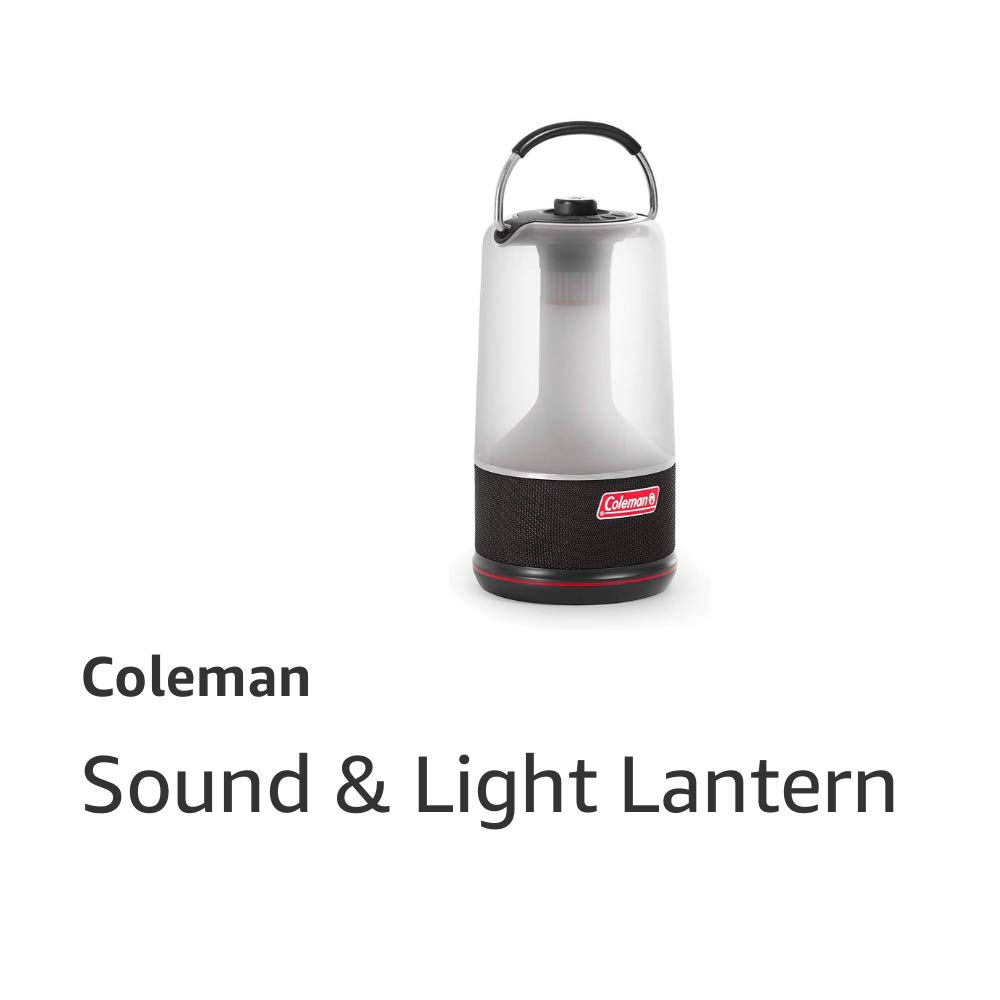 360 Sound & Light LED Lantern