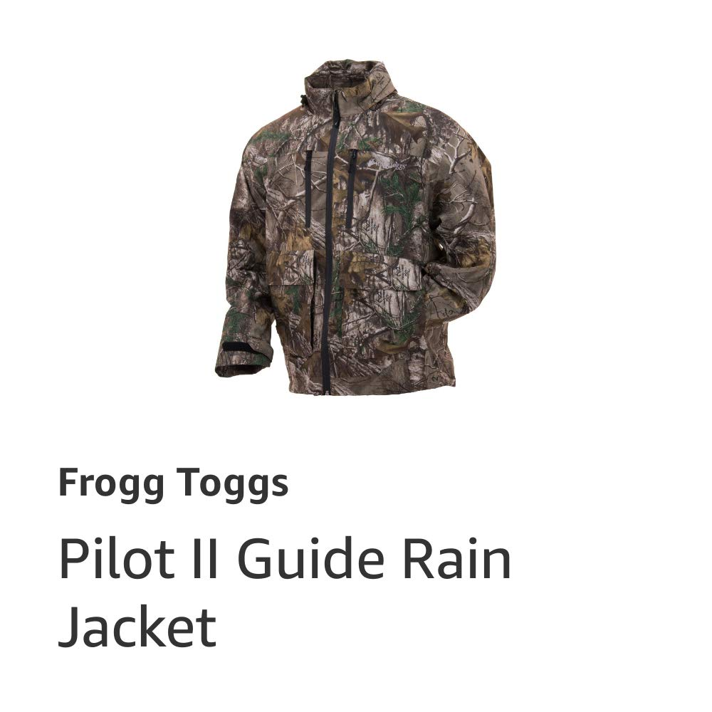Pilot II Guide Rain Jacket
