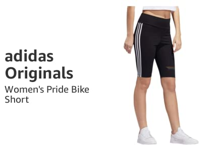 Women's Pride Bike Short