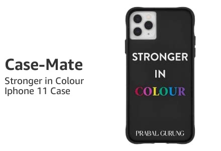 Stronger in Colour Iphone 11 Case