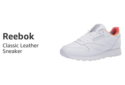 Classic Leather Sneaker