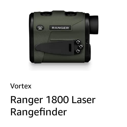 Ranger 1800 Laser Rangefinder