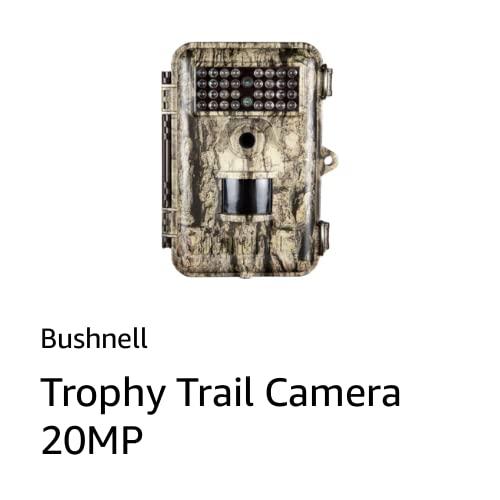 Trophy Trail Camera 20MP