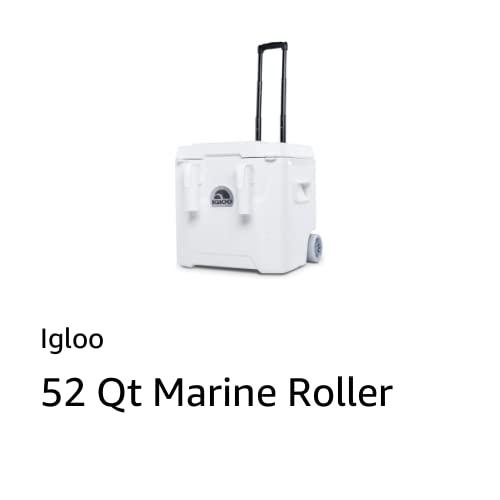 52 Qt Marine Roller
