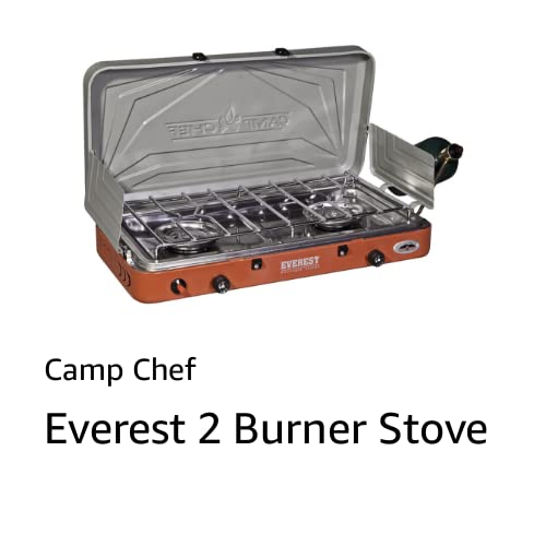 Everest 2 Burner Stove