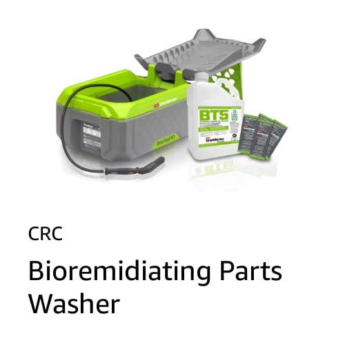 Bioremidiating Parts Washer