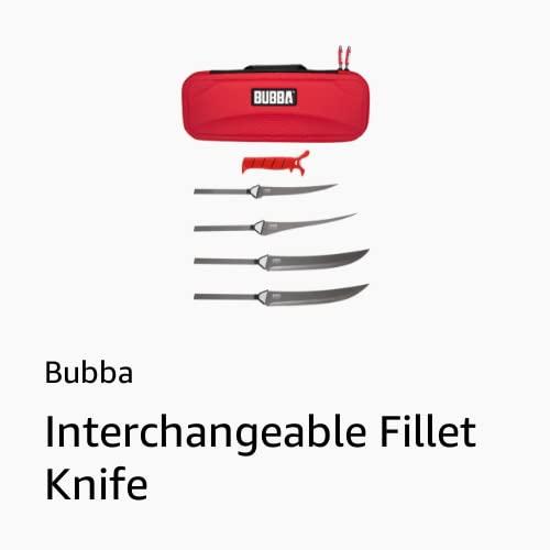 Interchangeable Fillet Knife