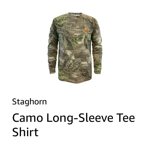 Camo Long-Sleeve Tee Shirt