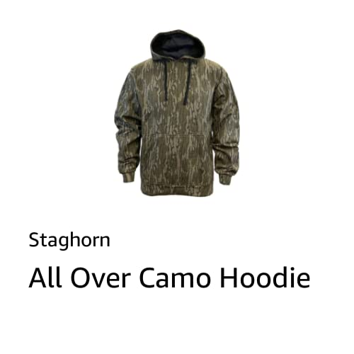 All Over Camo Hoodie