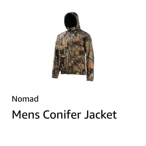 Mens Conifer Jacket
