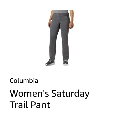 Womens Trail Pant