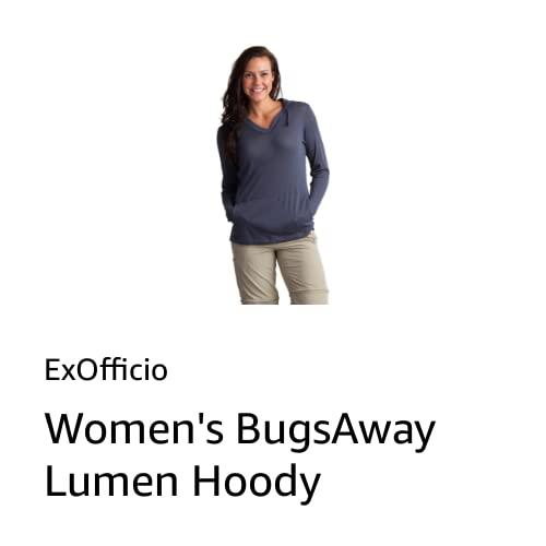 Women's BugsAway Lumen Hoody