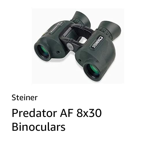 Predator AF 8x30 Binoculars