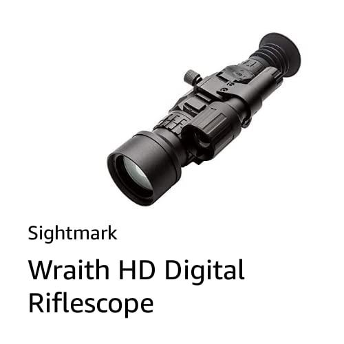 Wraith HD Digital Riflescope