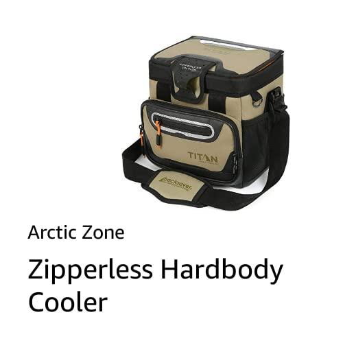 Zipperless Hardbody Cooler