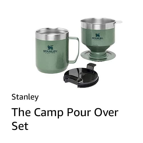 The Camp Pour Over Set