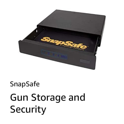 Gun Storage and Security