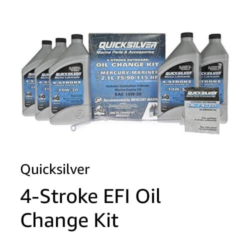 Quicksilver Oil Change Kit