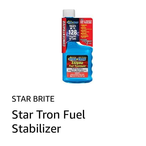 Star Tron Fuel Stabilizer