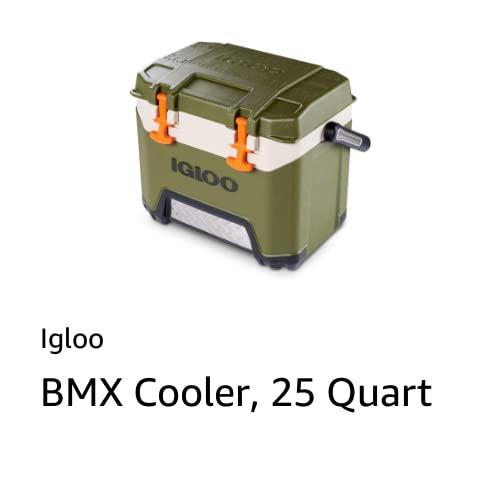 BMX Cooler, 25 Quart