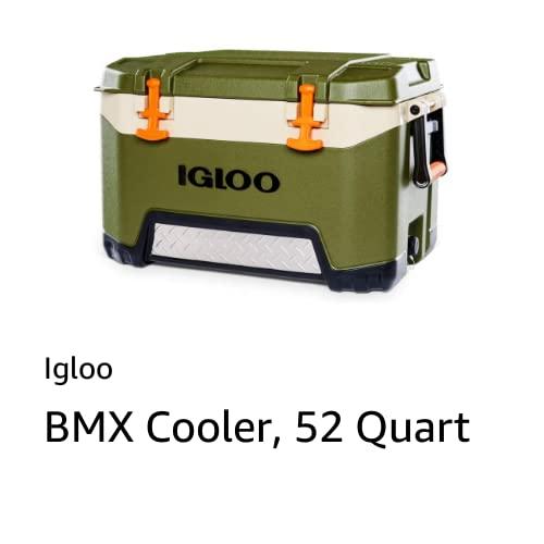 BMX Cooler, 52 Quart