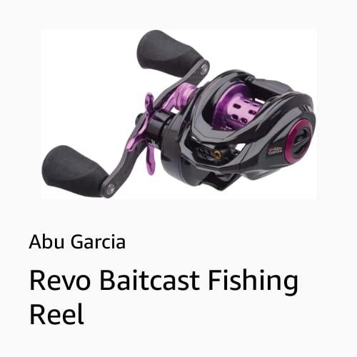 Revo Baitcast Fishing Reel
