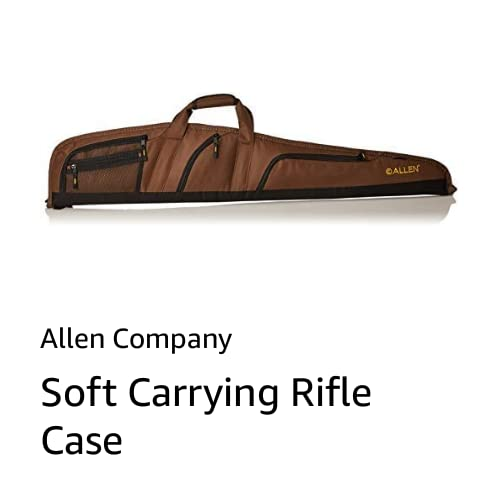 Soft Carrying Rifle Case