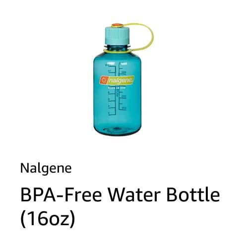 Water Bottle, 16 oz