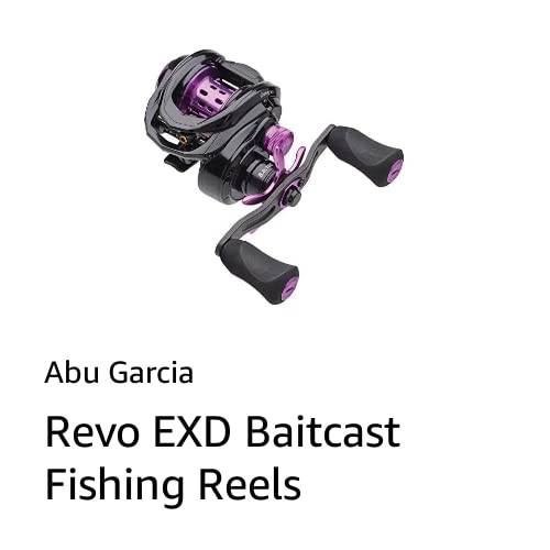 Baitcast Fishing Reel