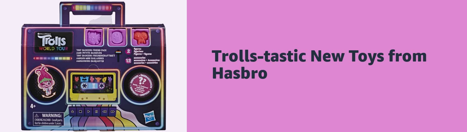 Shop Troll's Toys from Hasbro