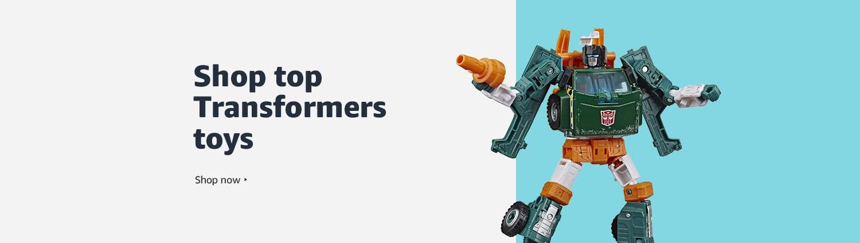 Shop top Transformers toys
