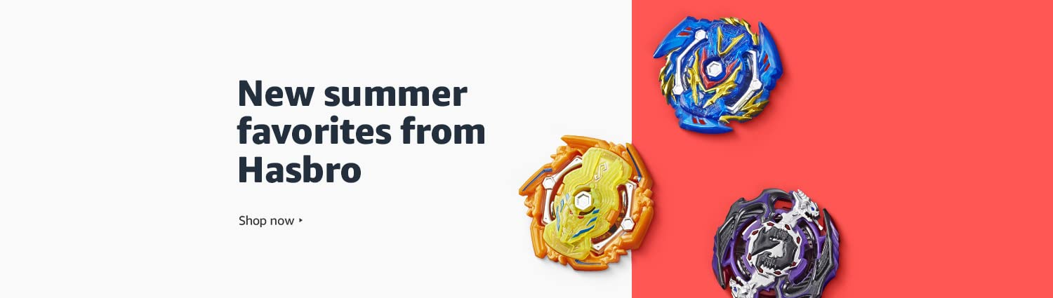 New Summer Favorites from Hasbro