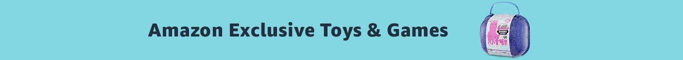 Amazon Exclusive Toys