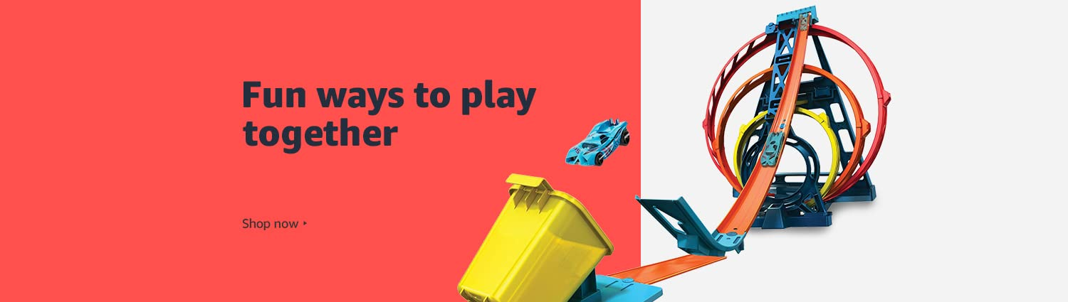 Fun ways to play togethervery imagination