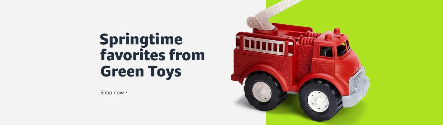Springtime favorites from Green Toys