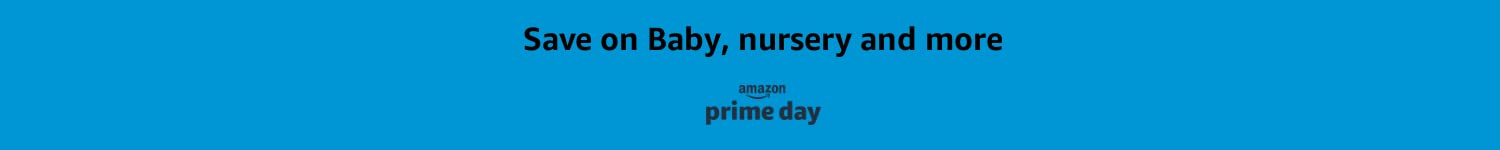 Prime Day deals in baby