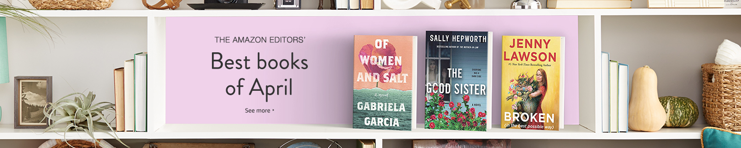 Best books of April