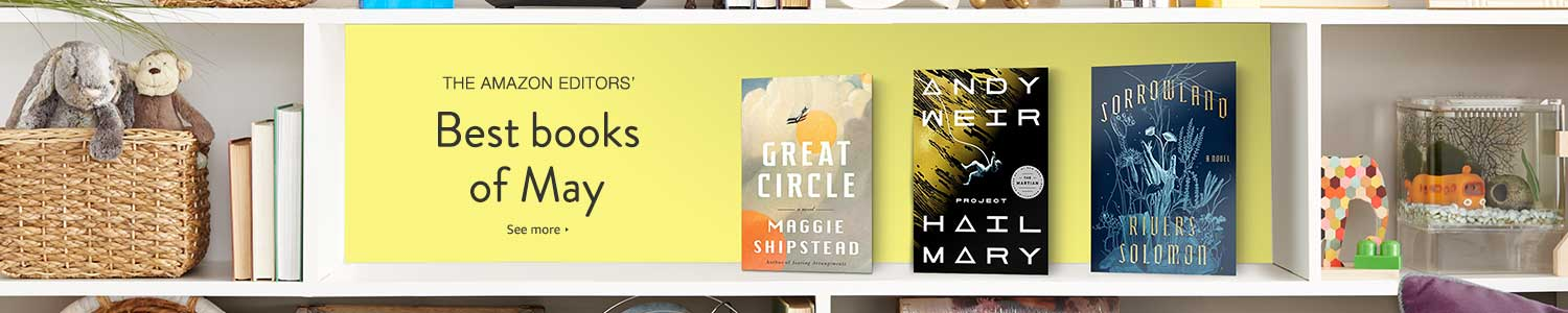 Best books of May