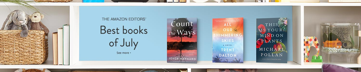 Best books of July