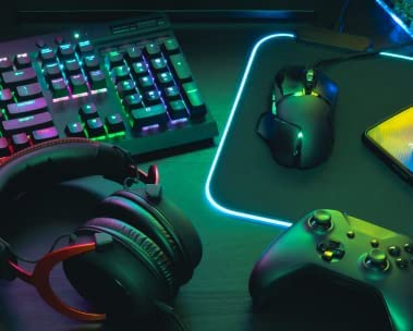 Shop gaming accessories